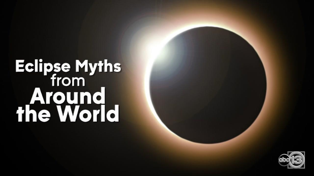 Check out these eclipse myths from around the world