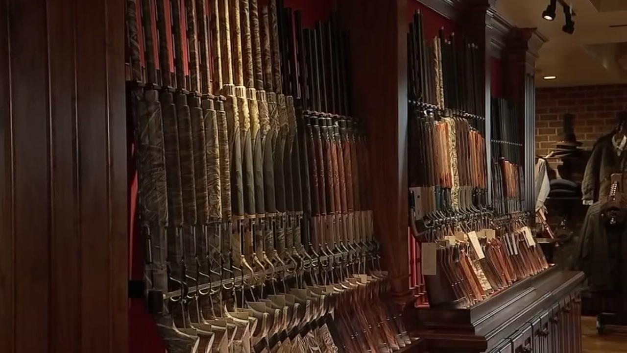 Gordy and Sons is an upscale gun lovers paradise