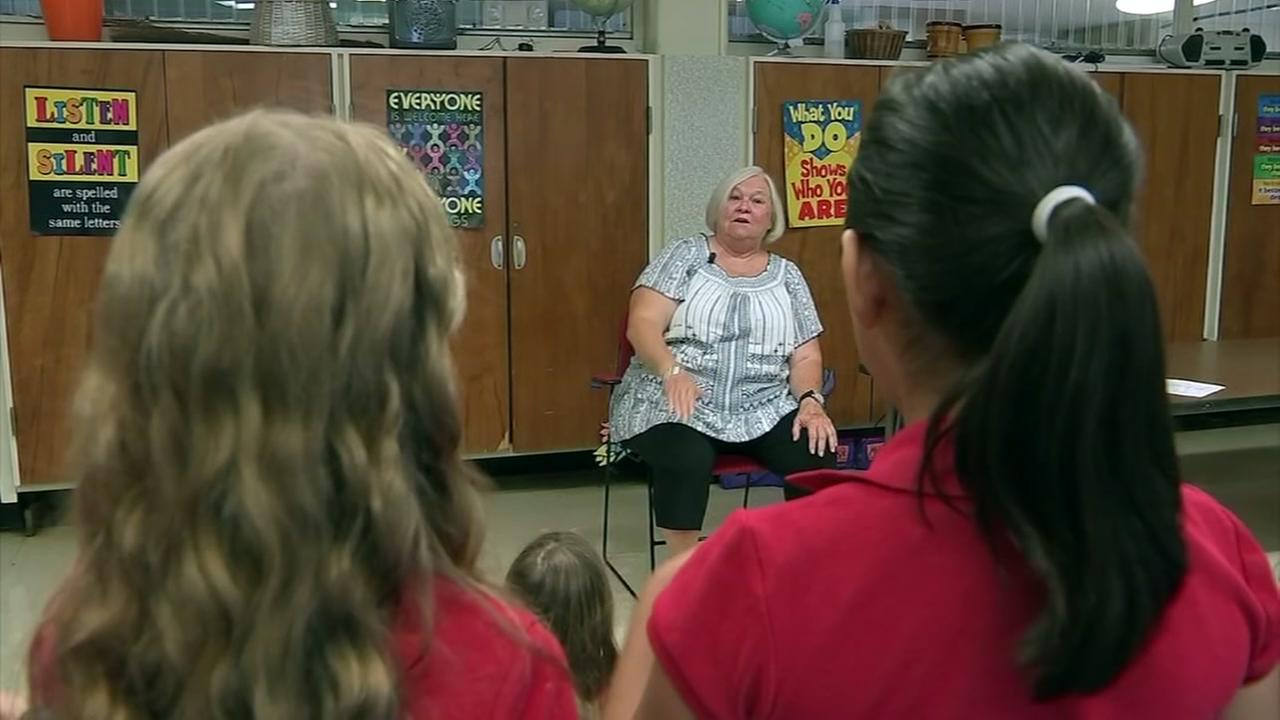 Galveston teacher has fostered more than 100 students