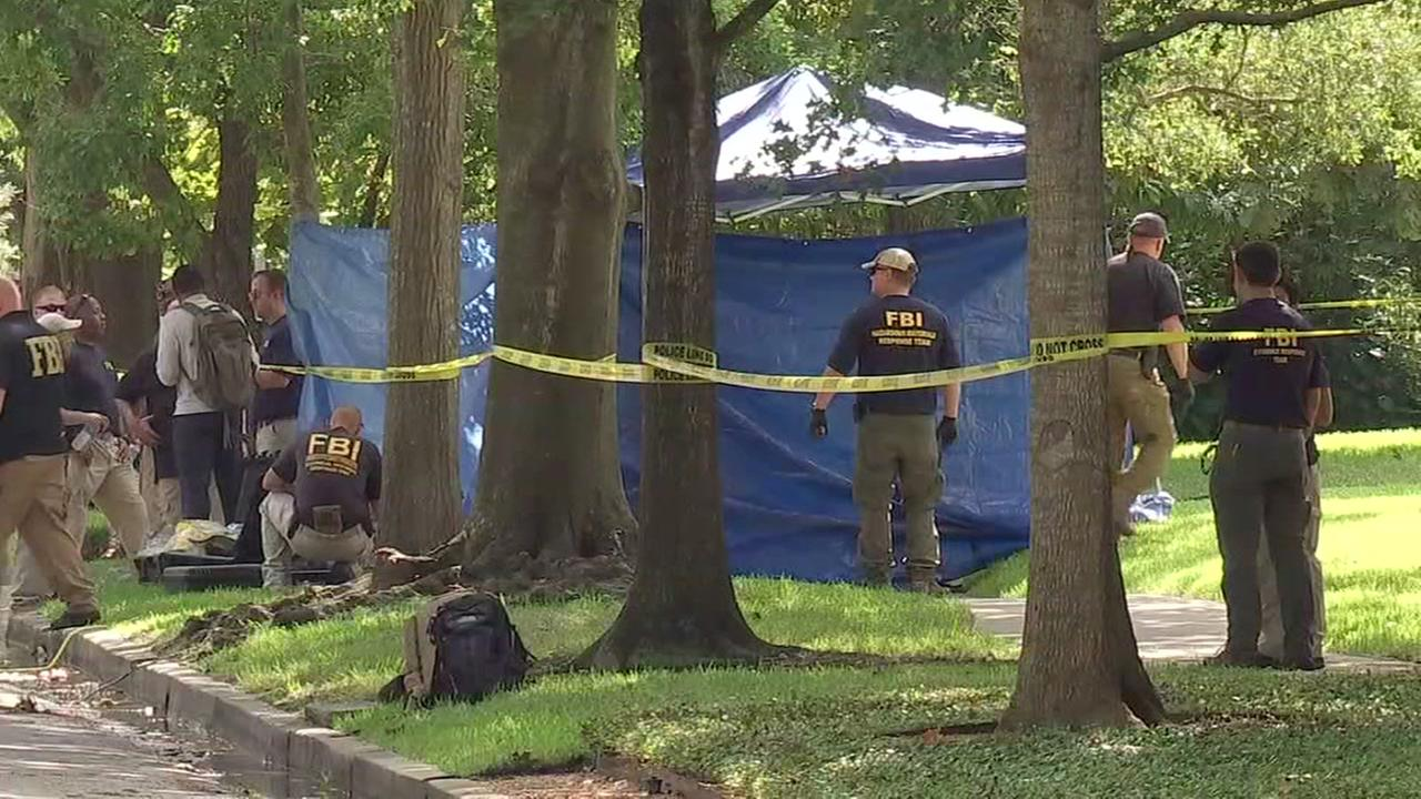 Houston man tried to plant bomb near Hermann Park Confederate statue