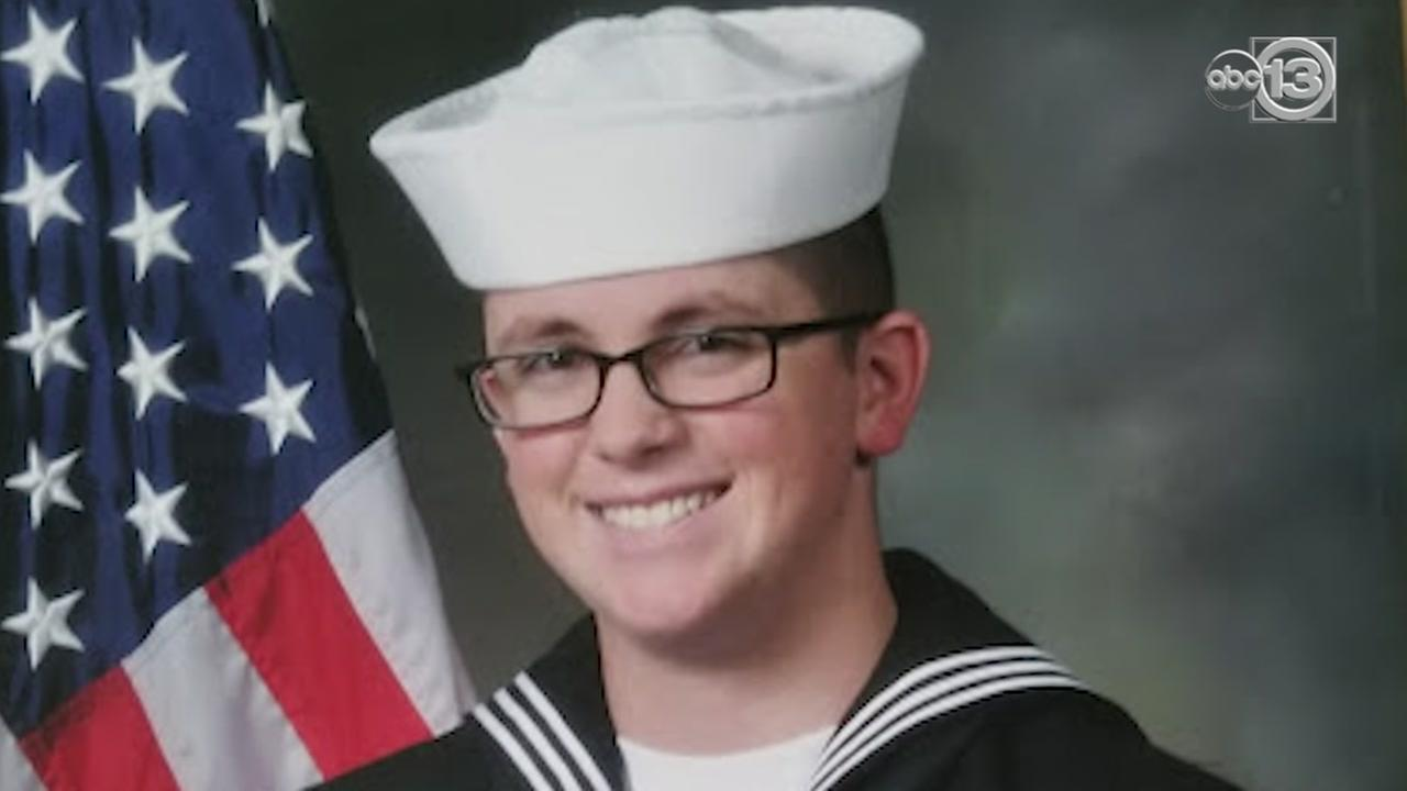 Two local sailors on board USS McCain during collision, one remains missing