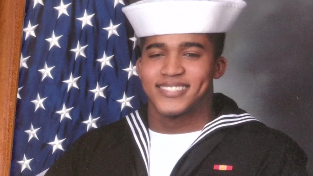 USS McCain sailor survivor