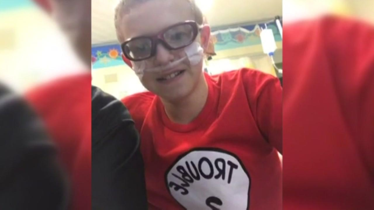 Boy, 13, who had heart transplant dies on 1st day of school