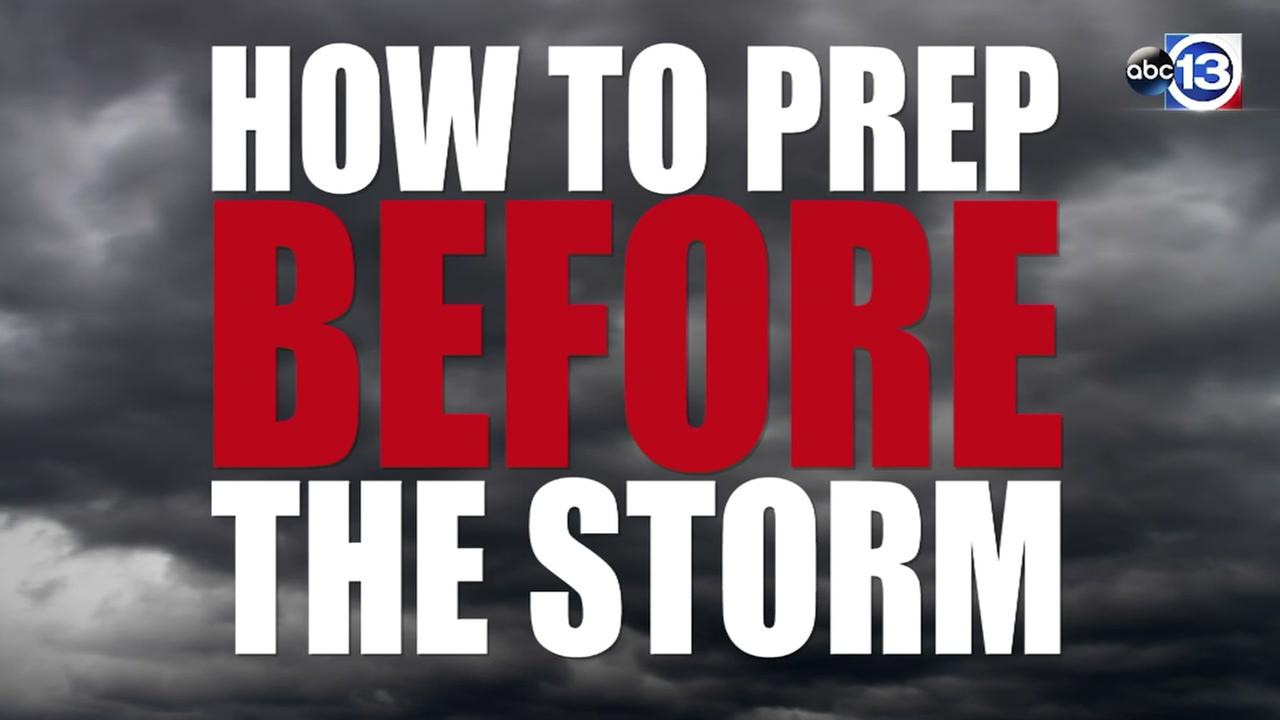 Steps you should take when a storm is approaching Houston