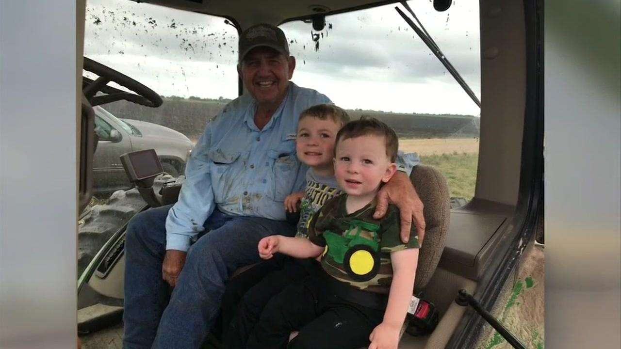 Wharton Co. farmers pitch in after losing one of their own