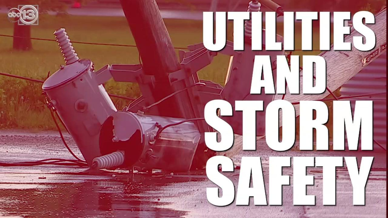 Utilites and storm safety