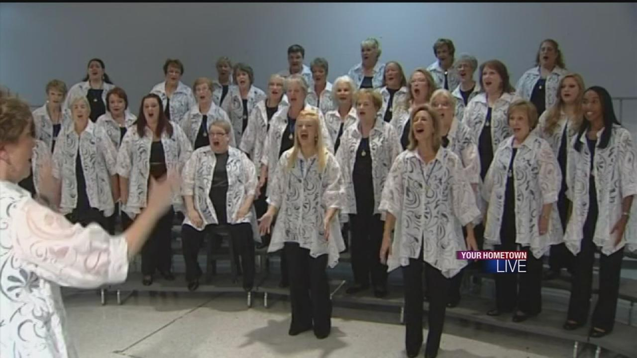 Meet the Sweet Adelines