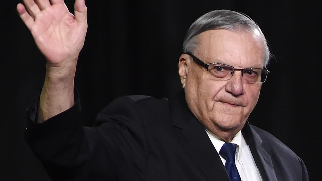President Trump pardons former Arizona Sheriff Joe Arpaio