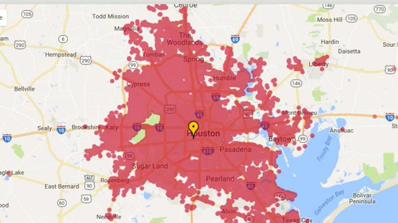 Comcast opens Houston Wi-Fi hotspots during Harvey