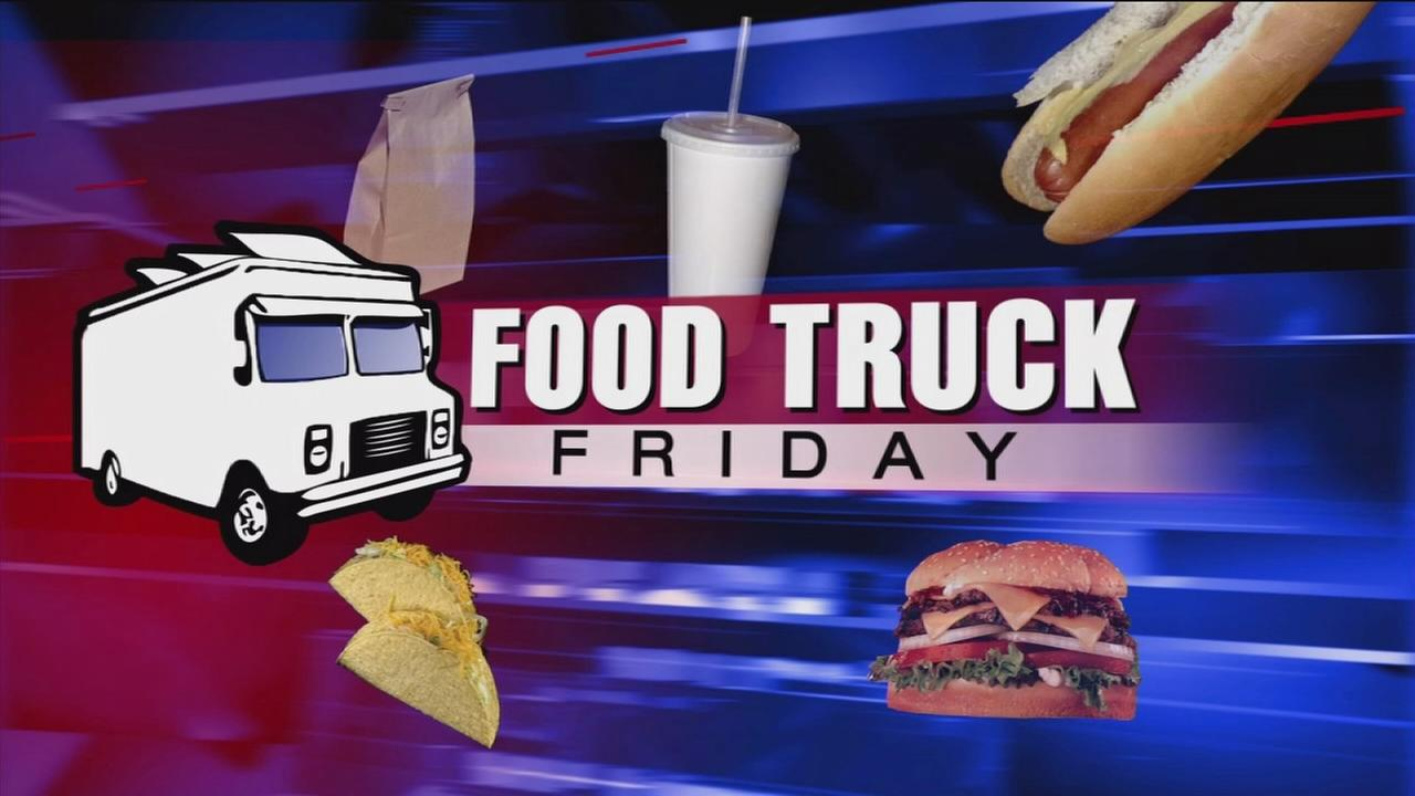 Food truck Friday as of August 1