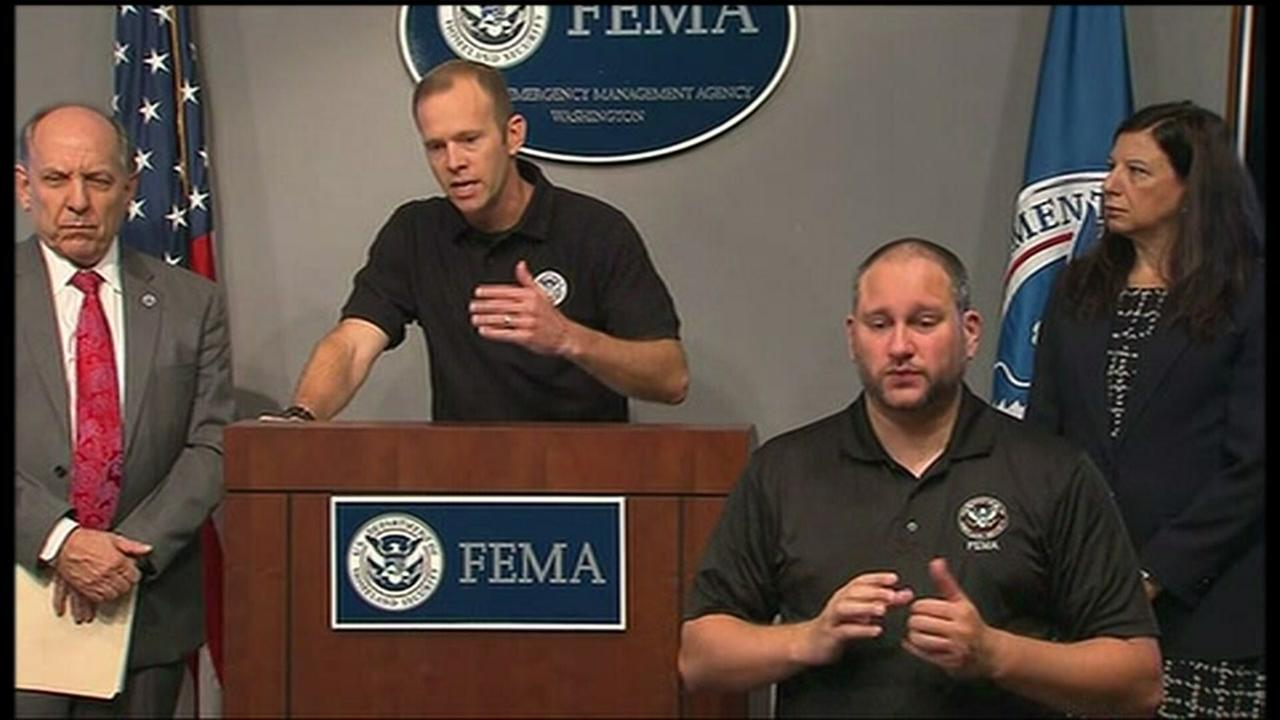 FEMA: Shelters taking in 30K Houston Harvey survivors