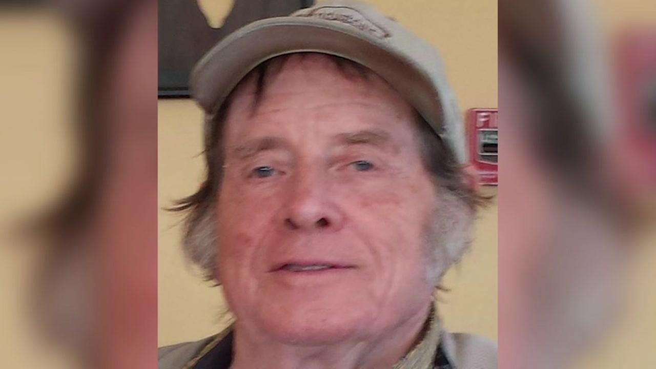 Elderly man with dementia reported missing