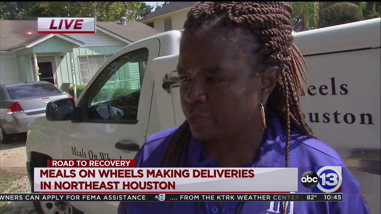Meals on Wheels delivering again after 5 days of no service