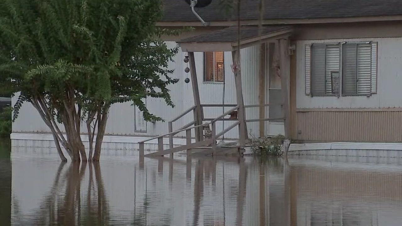 Flooding concerns remain in Brazoria County