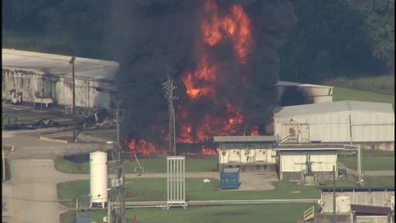 More explosions expected at Crosby plant