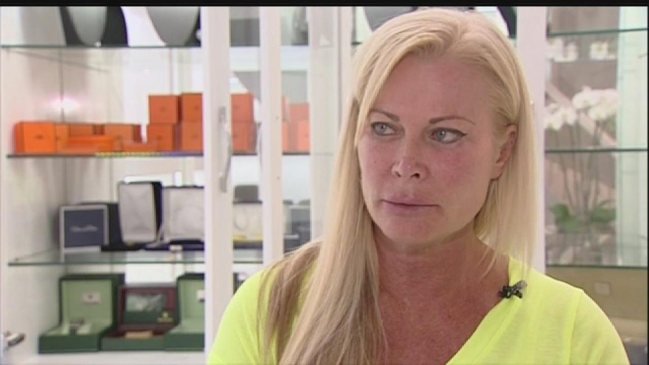 Closet theft victim speaks out