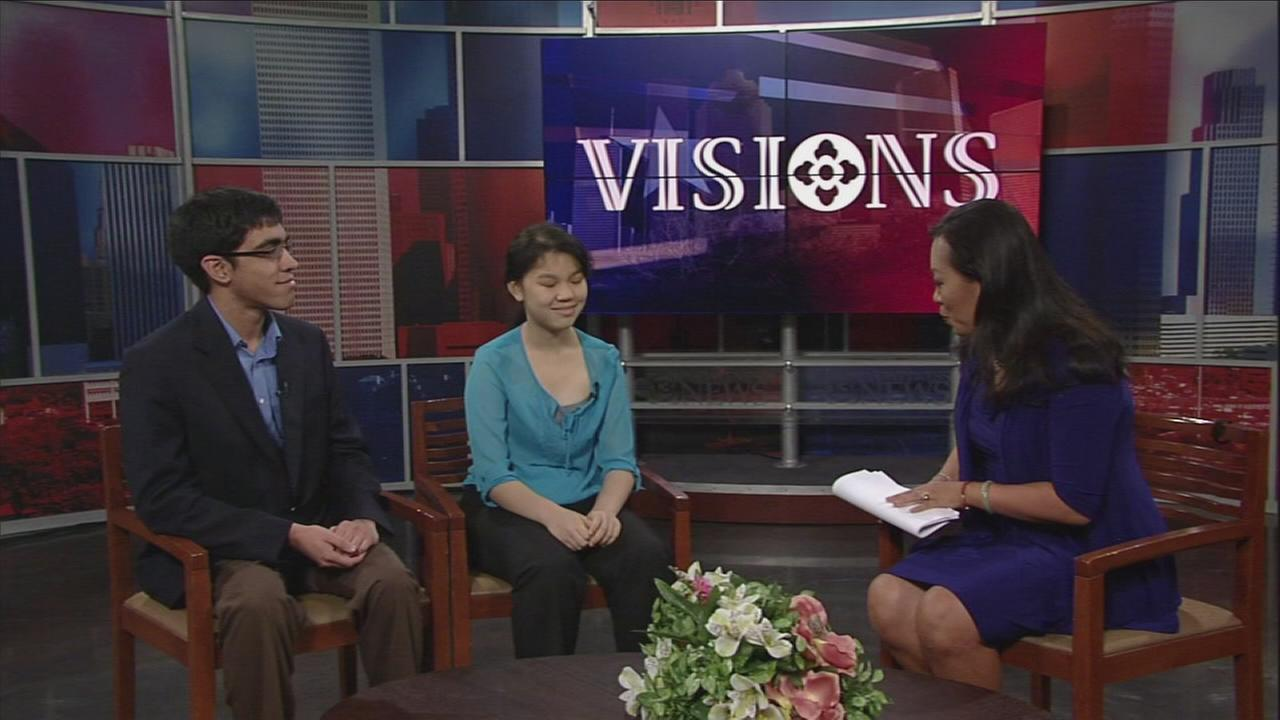 Visions, Segment 2, August 3, 2014