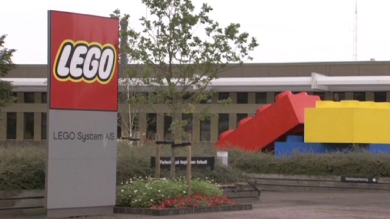 LEGO to cut 1,400 jobs by end of year