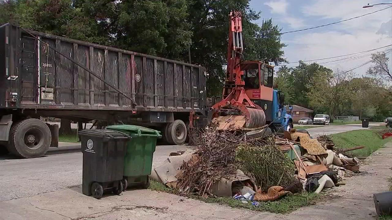 Turner: Help on the way for neighborhoods overwhelmed by debris
