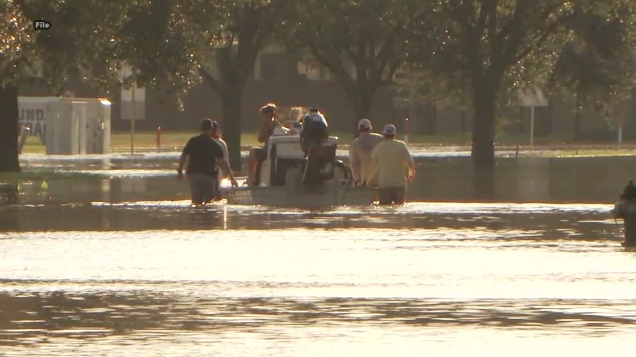 Evacuations canceled in Fort Bend County