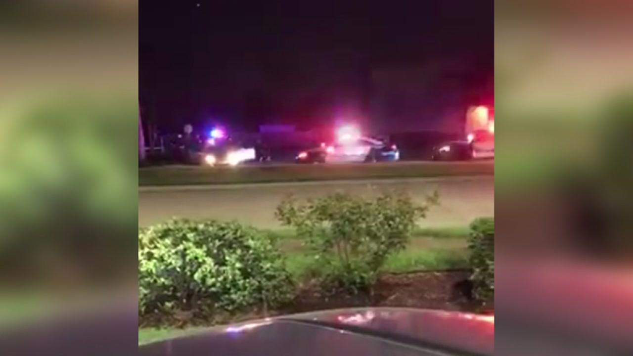 Teens involved in police chase