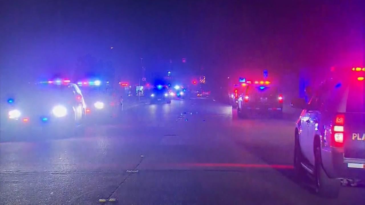 Police: At least 8 dead after shooting in North Texas