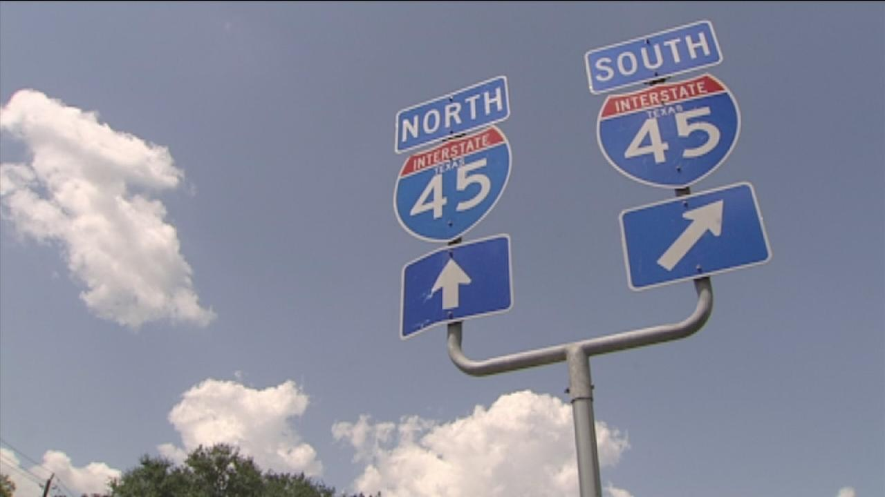 Ideas for increased traffic flow on I-45