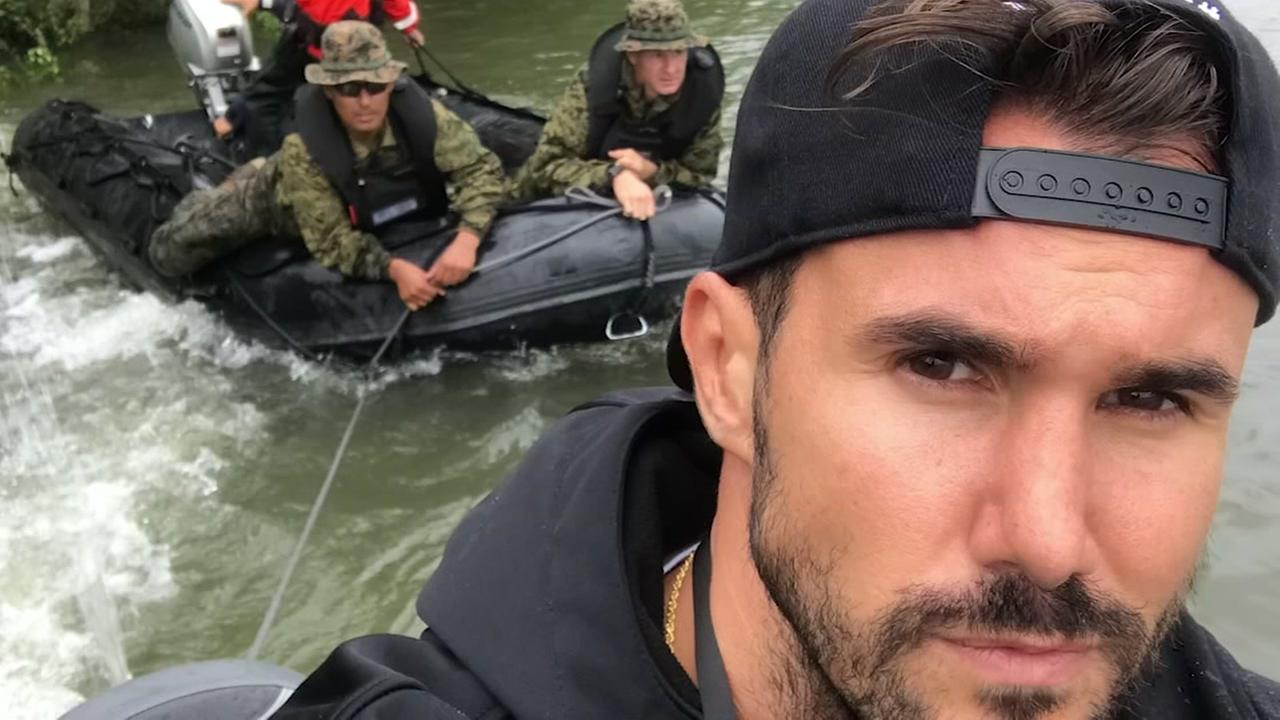 Meet the Harvey rescuer known as #RescueBae