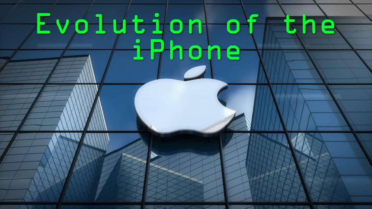 10 years of iPhones: Evolution of Apples prized product