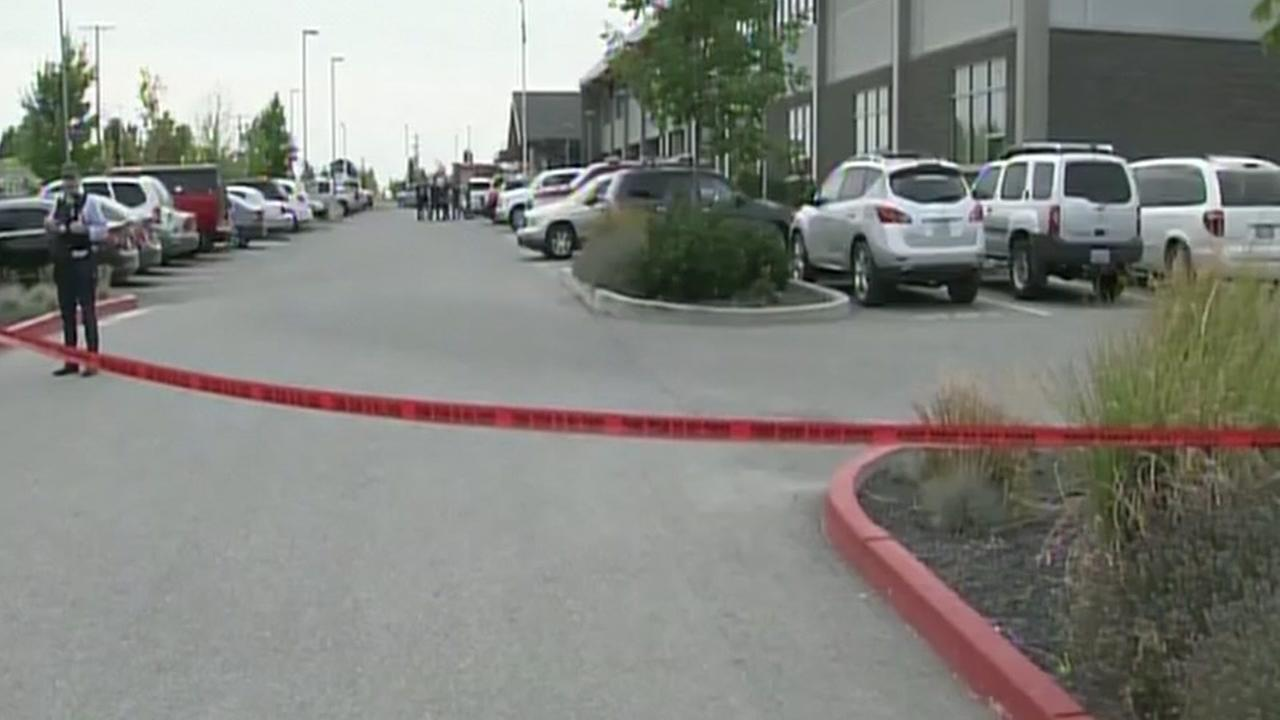 1 dead, 3 injured after school shooting in Washington state
