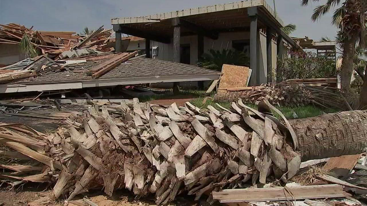 Ravaged by Harvey, Rockport faces long road to recovery