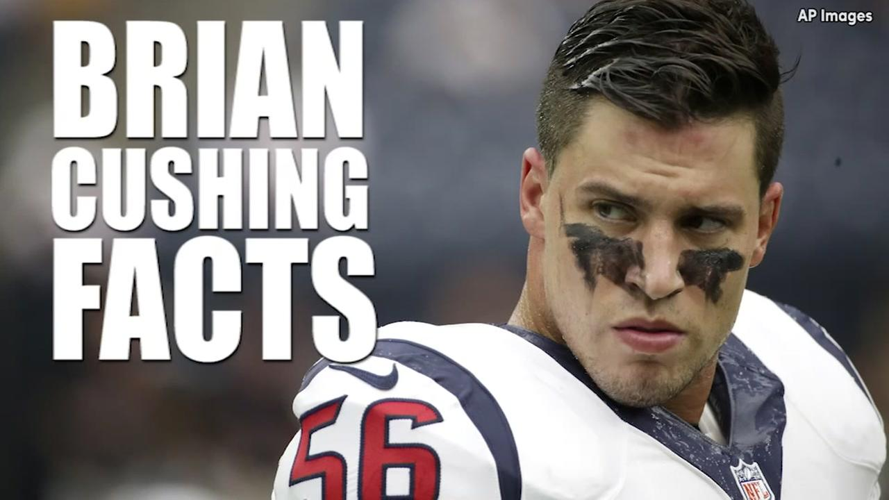 Brian Cushing facts