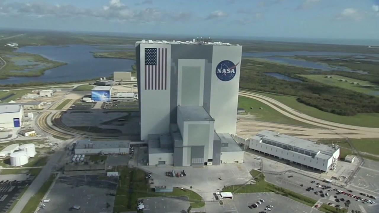 Irma shutters Kennedy Space Center