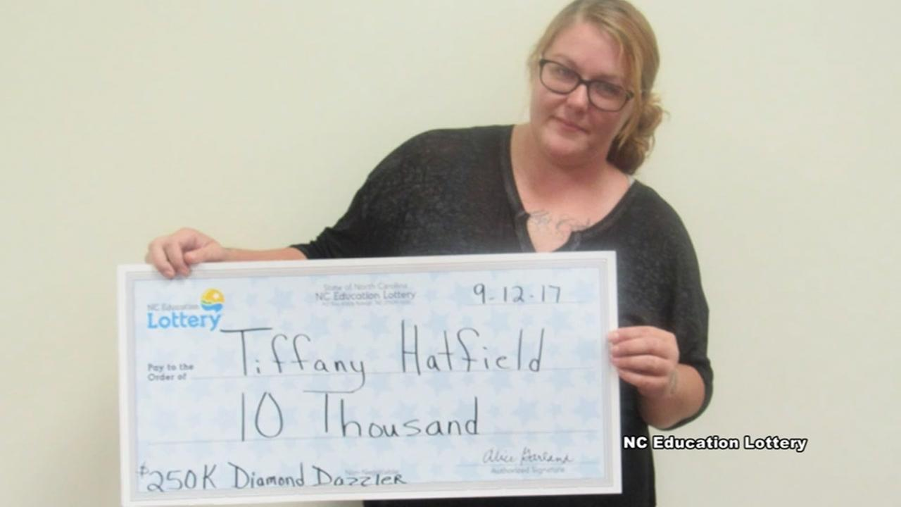 Irma evacuee wins lottery after buying ticket in NC