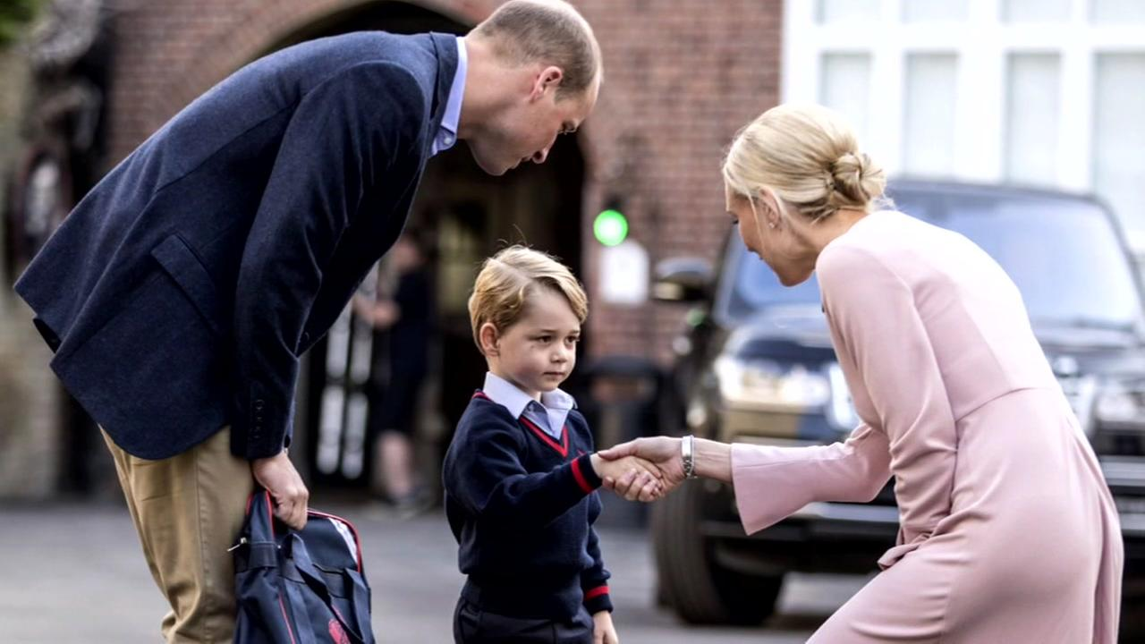 Security incident at school Prince George attends