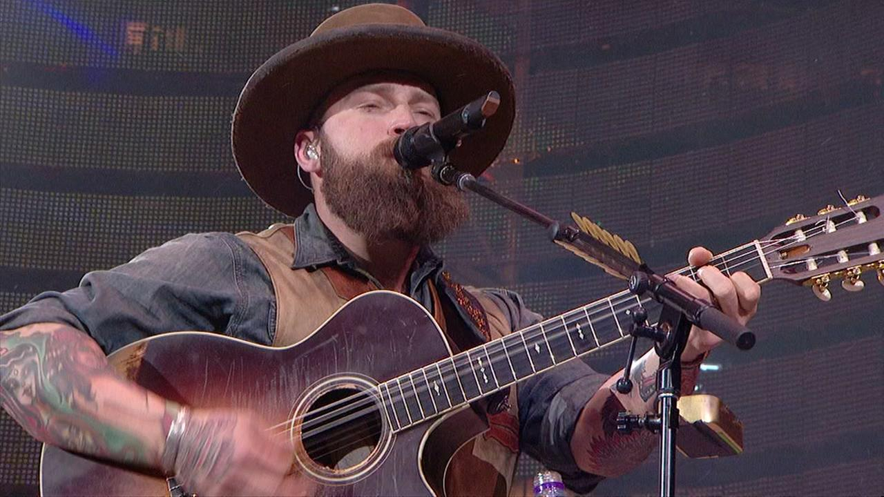 Zac Brown Band concert free for first responders