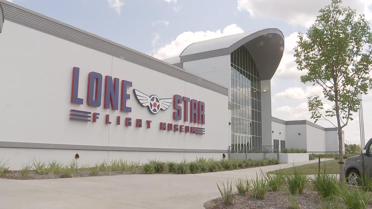 Preview of new Lone Star Flight Museum