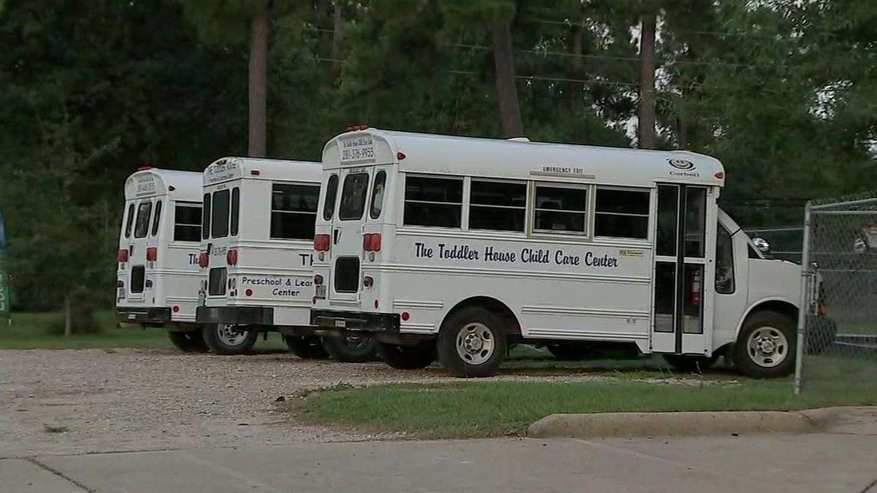 Mom: Driver left my kid on hot, locked bus for hours