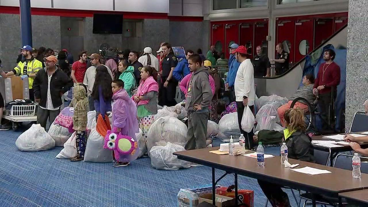 Harvey victims to move out of GRB this weekend