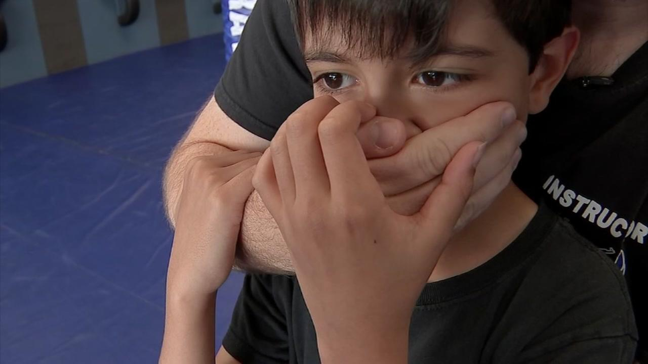 What to teach kids about self-defense