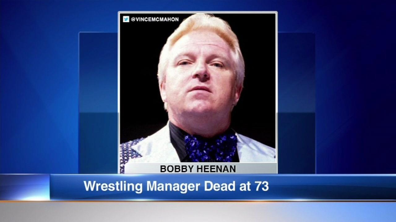 Legendary WWF manager Bobby Heenan dead at 73