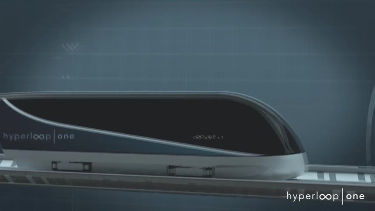 Proposed hyperloop would get passengers from Houston to San Antonio in 21 minutes