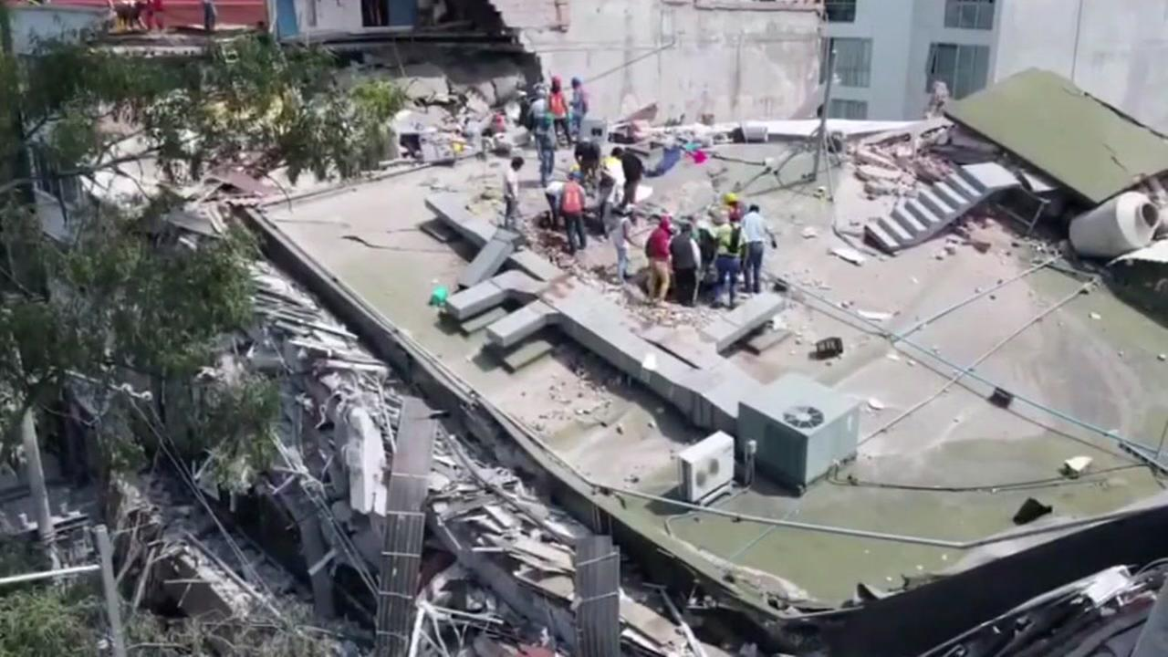 149 dead in major earthquake in Mexico