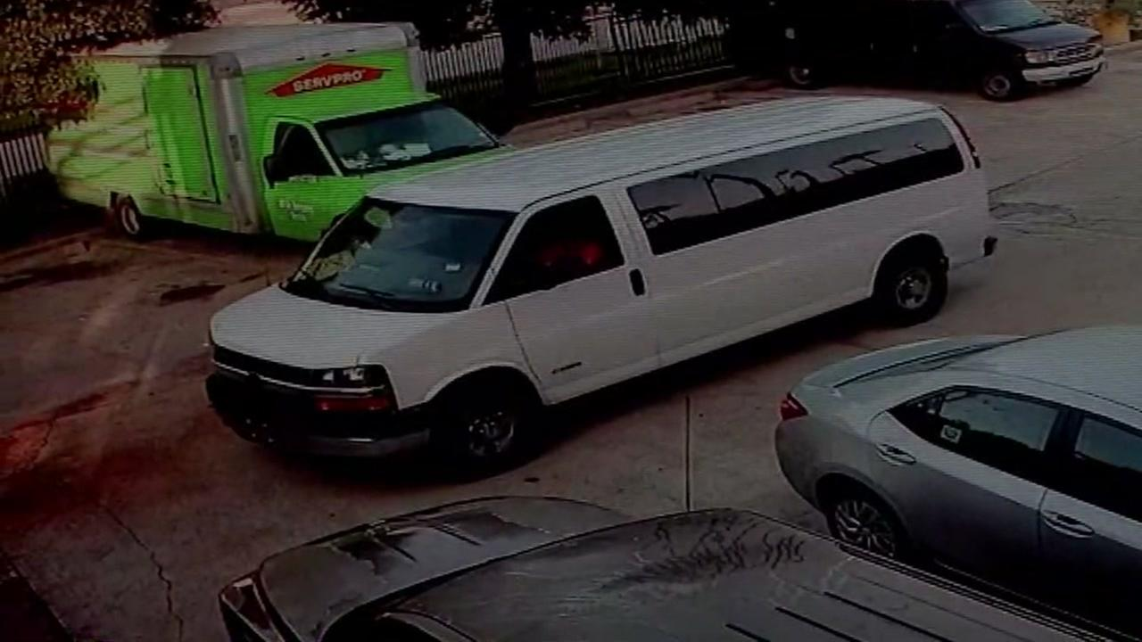 EXCLUSIVE: School driver leaves girl in van outside hotel