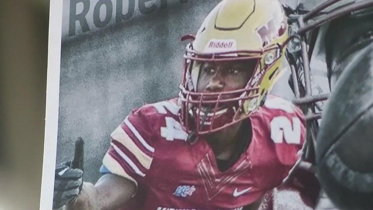 Former Hightower HS player dies from injury in college game