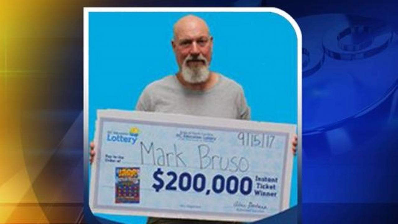 Veteran hits 200K scratchoff ticket