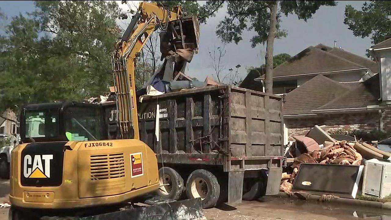 Mayor: Harvey debris removal requires tax increase