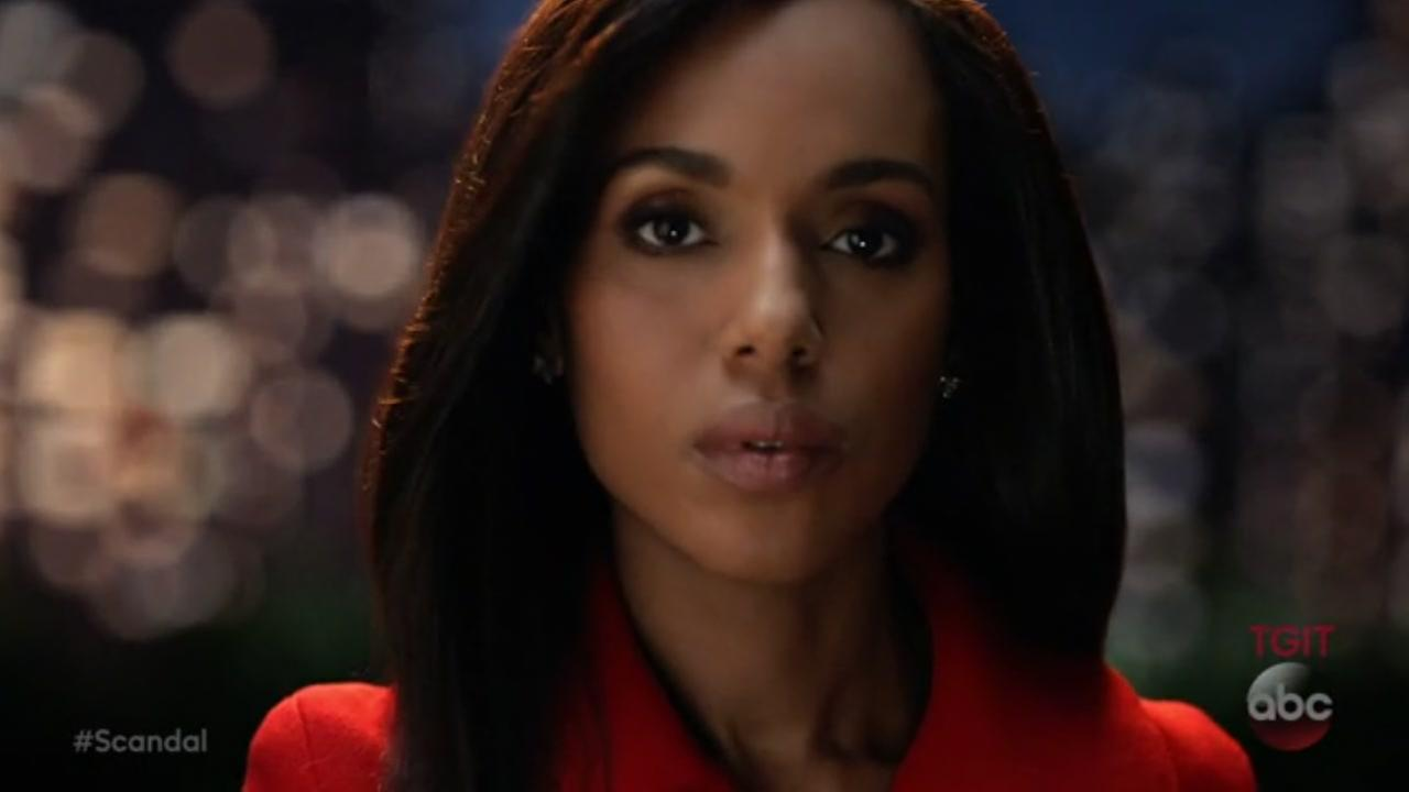 Scandal returns for final season