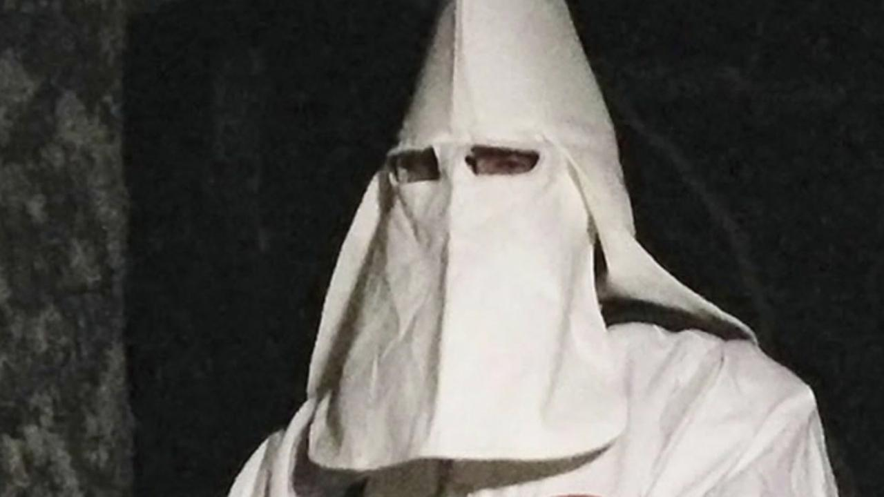 5th graders asked to play as KKK members