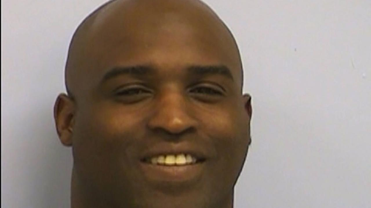 Ricky Williams arrested